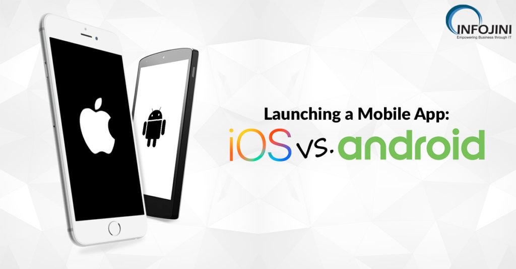 Choosing a Platform to launch mobile app