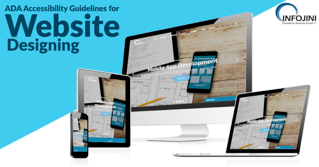 Website Design should be ADA Compliant