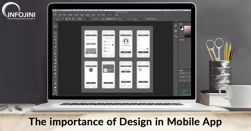 Importance of Design in Mobile App Development