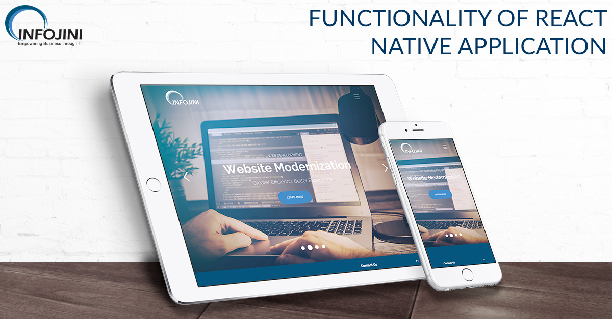 Know the Functionality of Reach Native Application