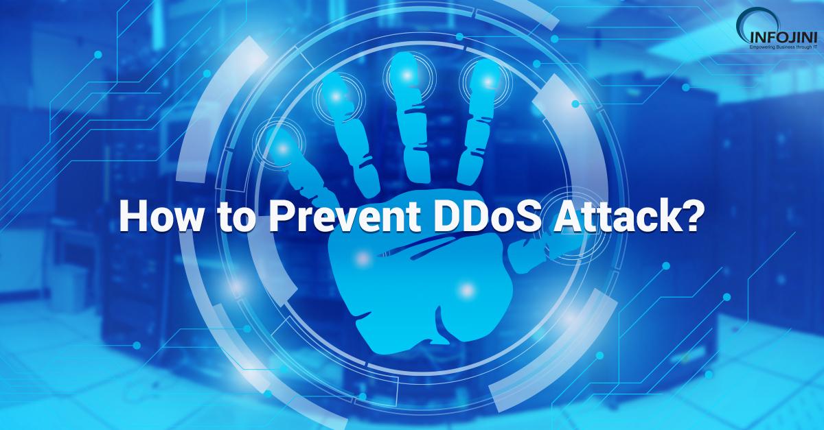 Preventing DDoS Attacks