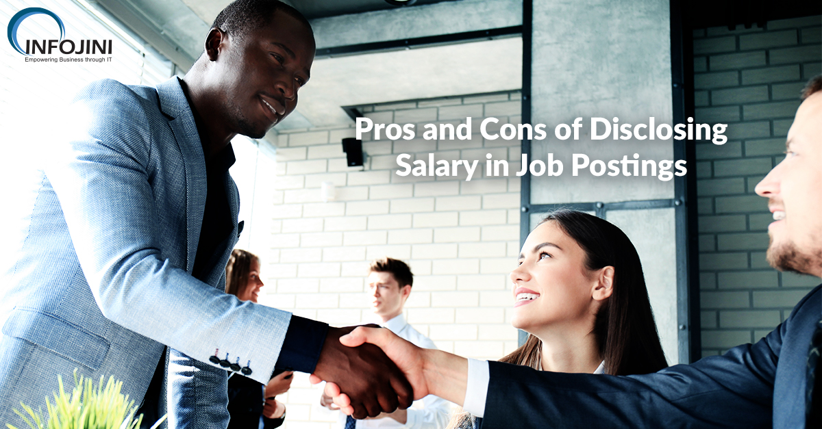 Pros and Cons of Disclosing Salary in Job Postings