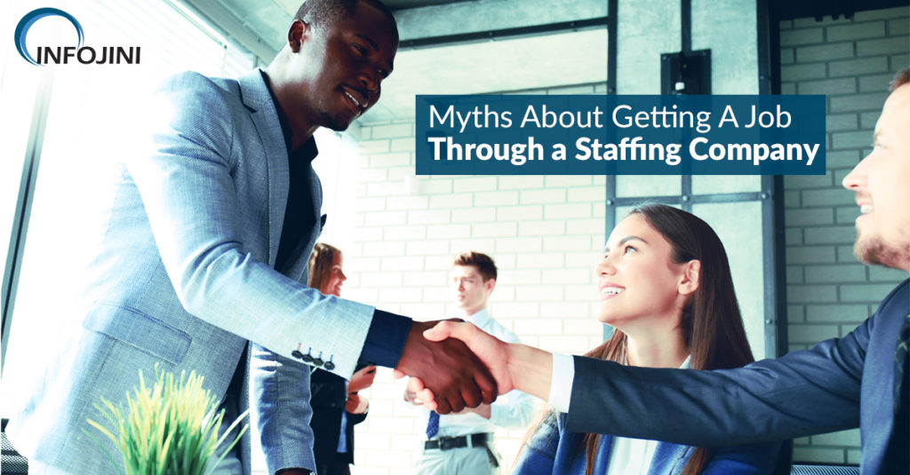 Myths about Staffing Firm