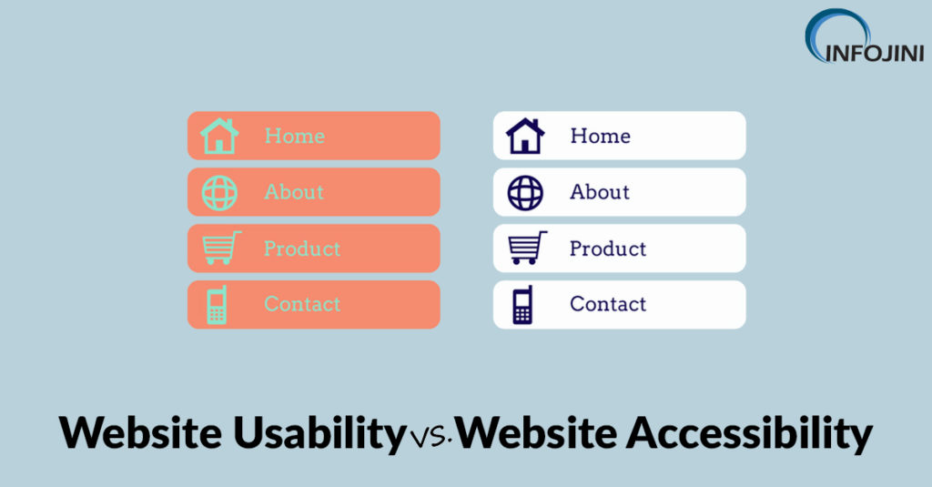 Difference Between Usability and Accessibility