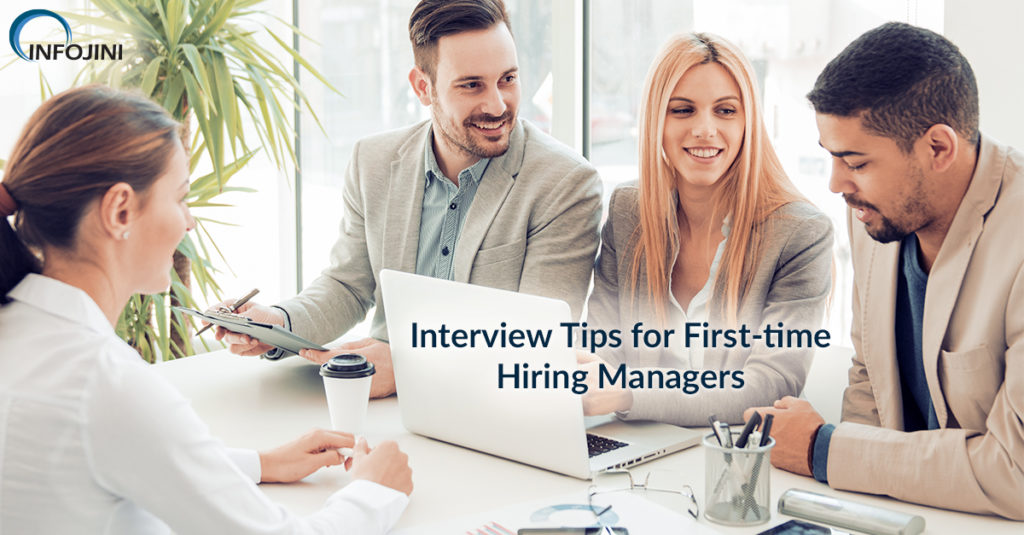Interview tips for first time hiring managers