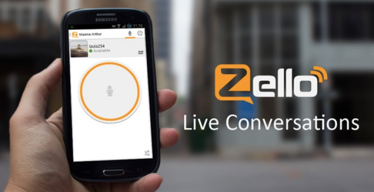 Zello App comes for Rescue during Hurricane Harvey