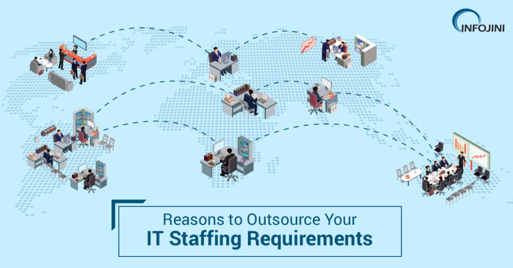 Outsource your staffing needs to a professional IT Staffing Company