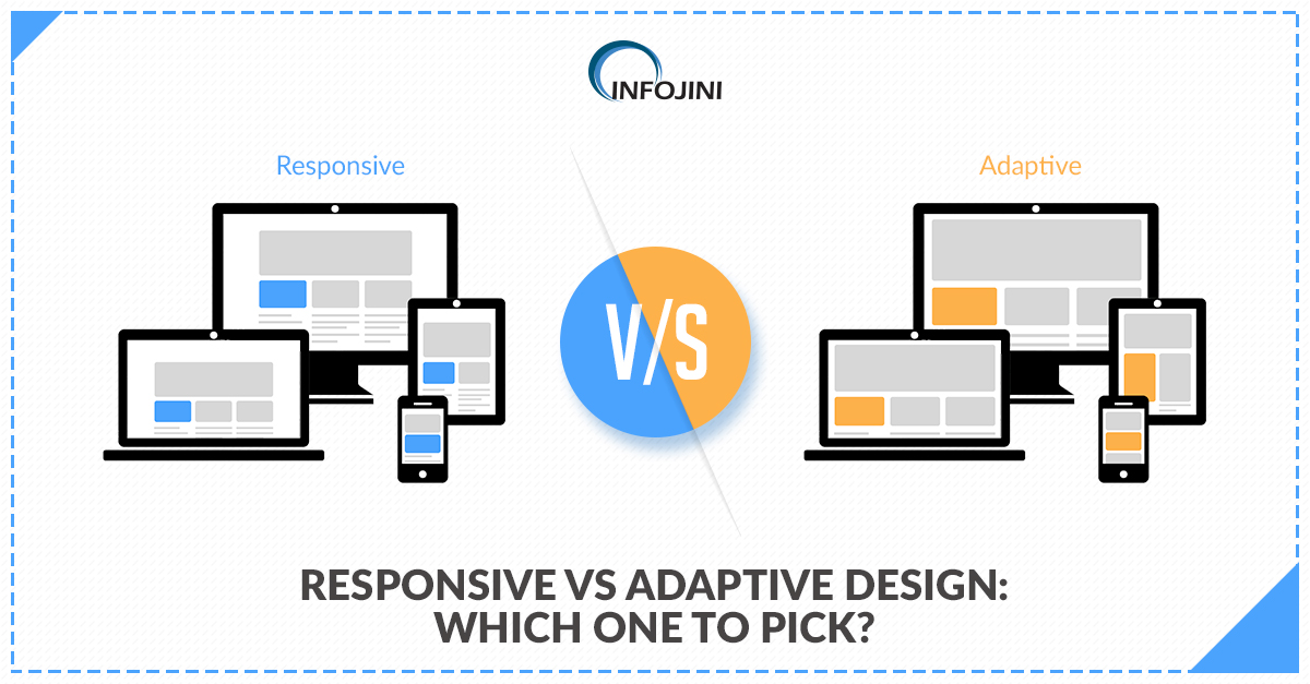 Responsive vs Adaptive Design - Which Is the Best?