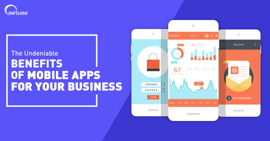 Importance of having mobile apps for your business