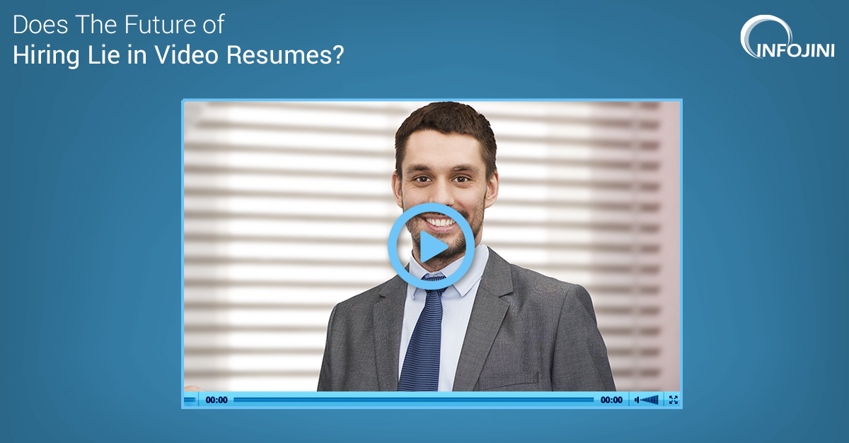 Future of Recruitment Lie in Video Resumes?