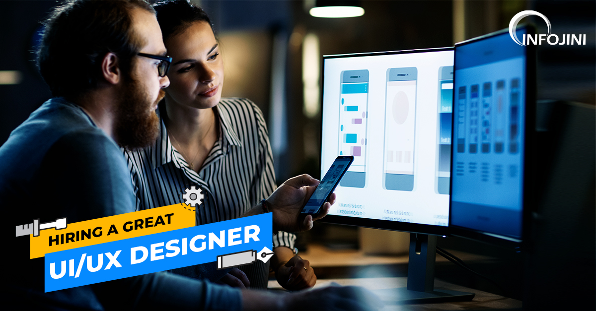 How to find a great UI UX Designer?