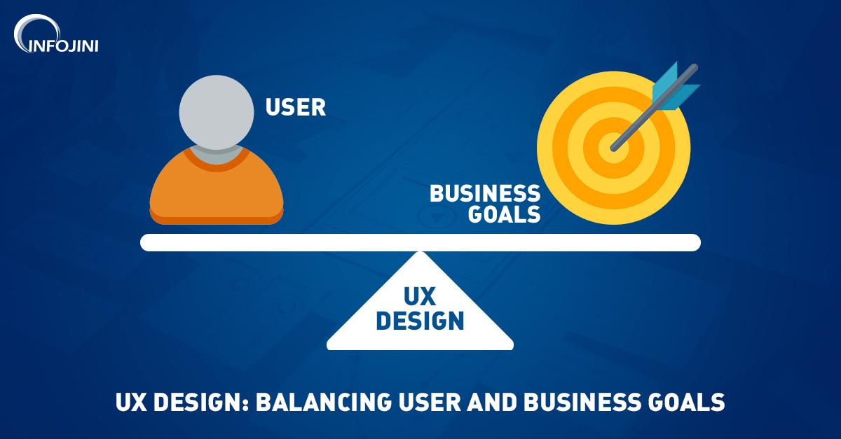 UX Design: Balancing between user and business goals