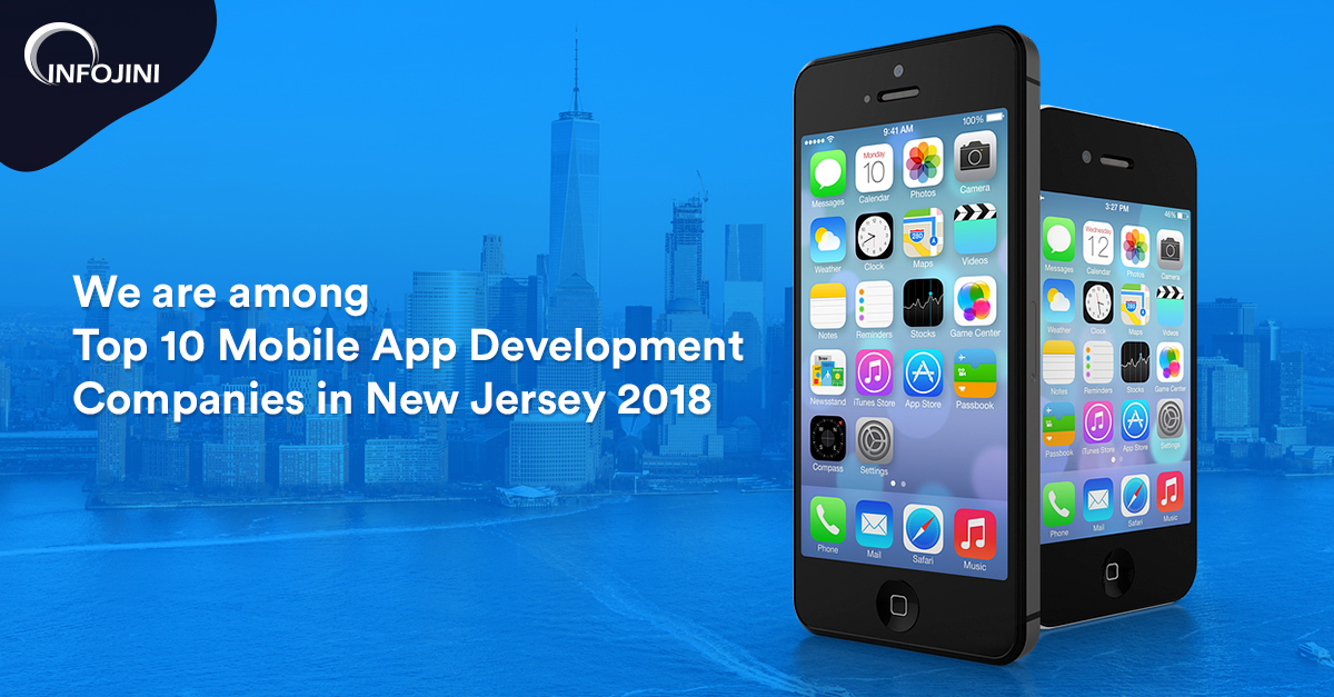 Mobile App Development Company in New Jersey