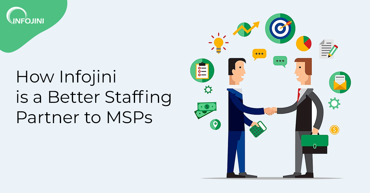 Infojini Staffing Services for MSPs