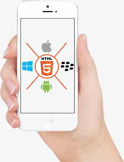 Hybrid app development solution