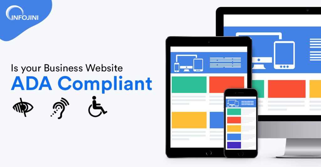 ADA Compliant Website Guidelines