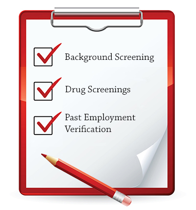 Temporary Staffing Employment Screening