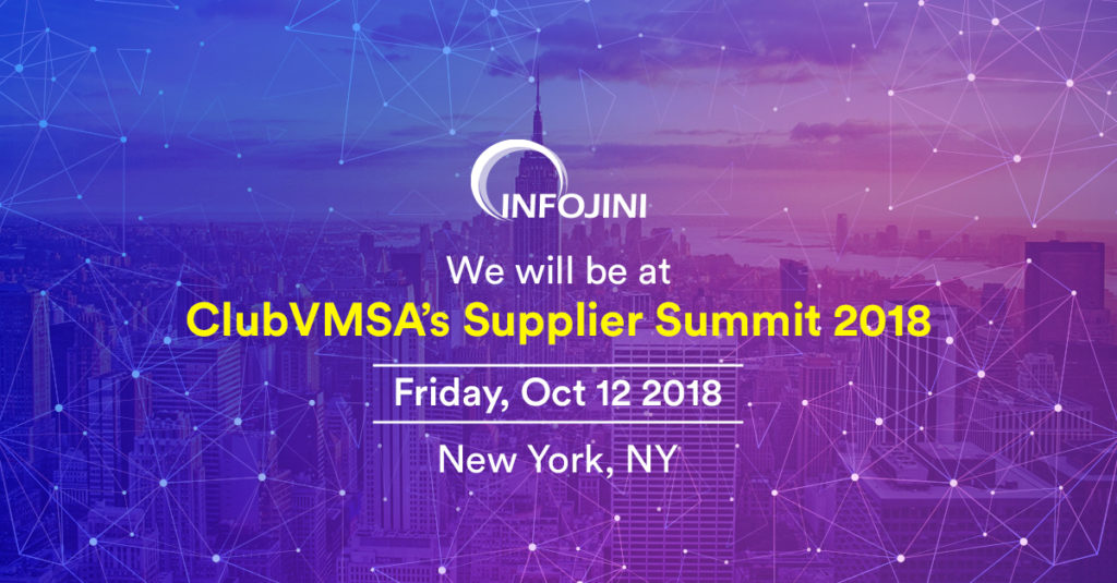 ClubVMSA's Supplier Summit 2018 in New York