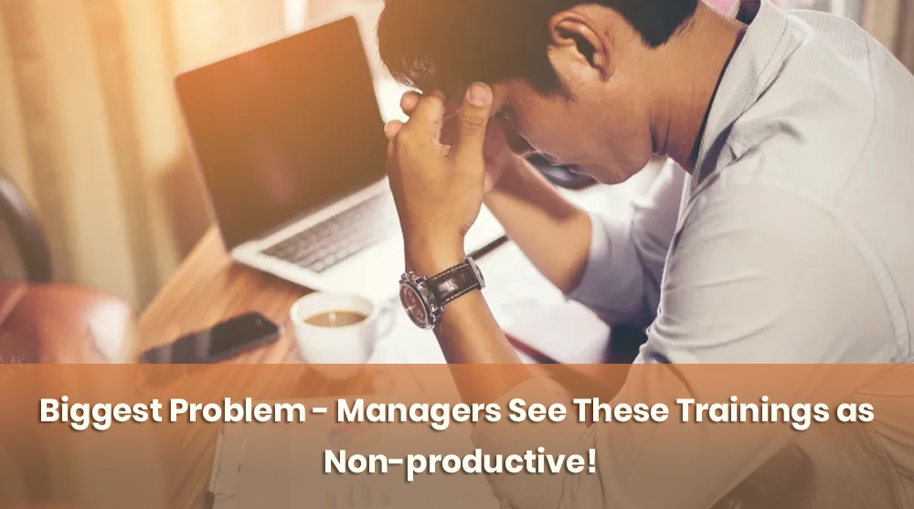 Manager feeling the pressure because of workload