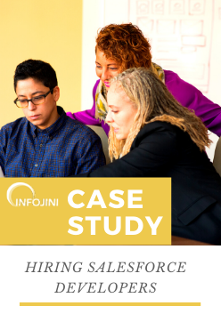 Salesforce Developers for an IT Client