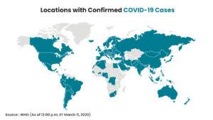 Coronavirus- worldwide-cases