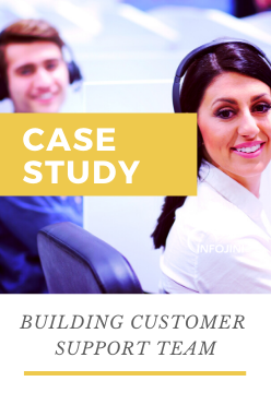 Customer Support Case Study Summary