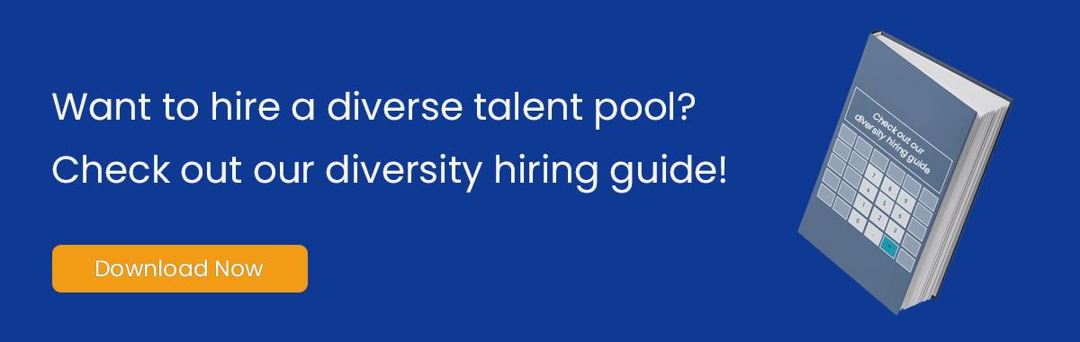 Diversity Hiring guide