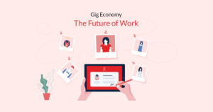 Gig Economy - job search process