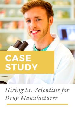Pharmaceutical case study