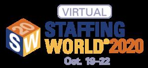 National Staffing Week - Virtual World 2020