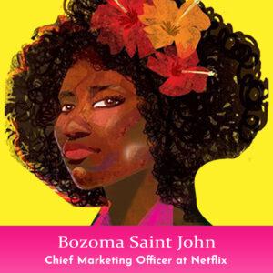 Black History Month - Bozoma