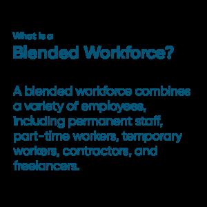 Blended Workforce
